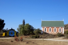 The Padstal and the Church