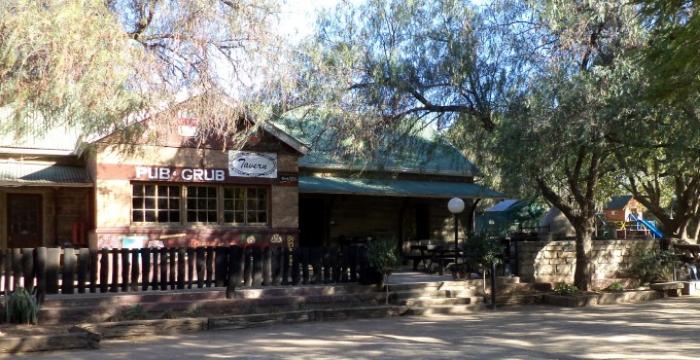 Pub n Grub at CIARA in Middleton